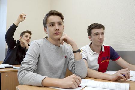 Набор учащихся на 2020/2021 учебный год